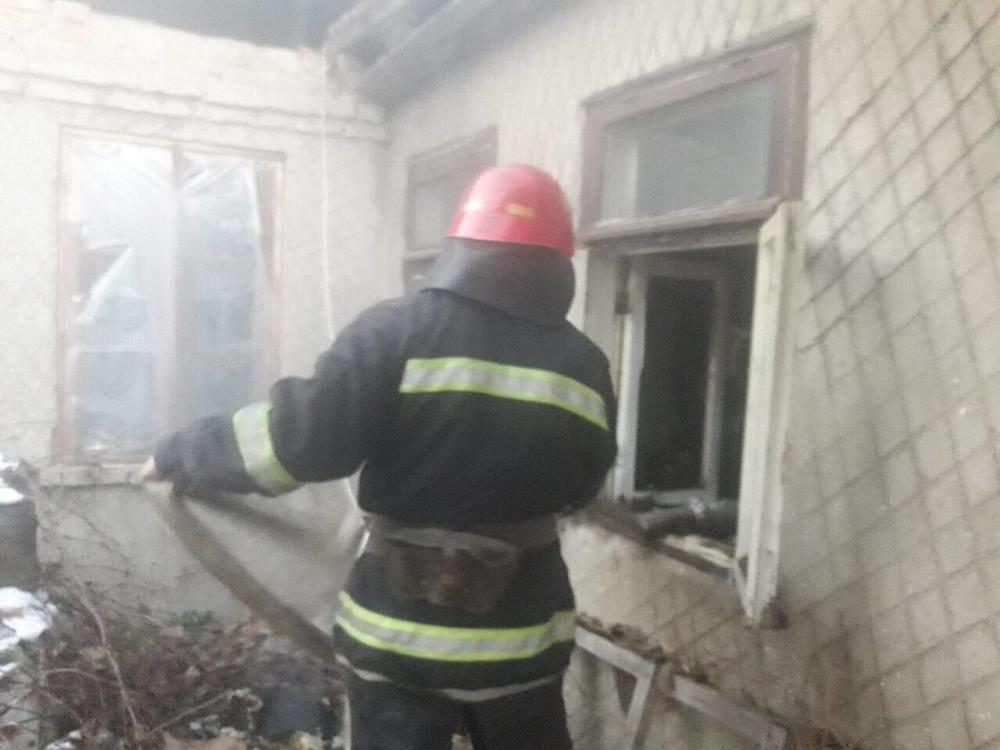 Неосторожное обращение с огнем привело к трагедии в Одесской области, - ФОТО, фото-1, Фото: ГСЧС