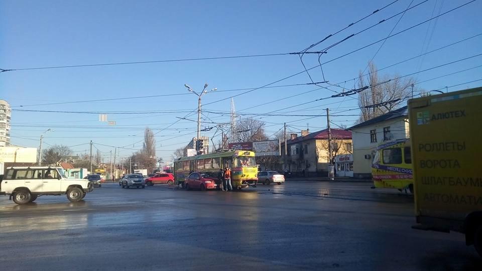 В Одессе произошло очередное ДТП с трамваем, - ФОТО, фото-4, Фото: Иван Бошку