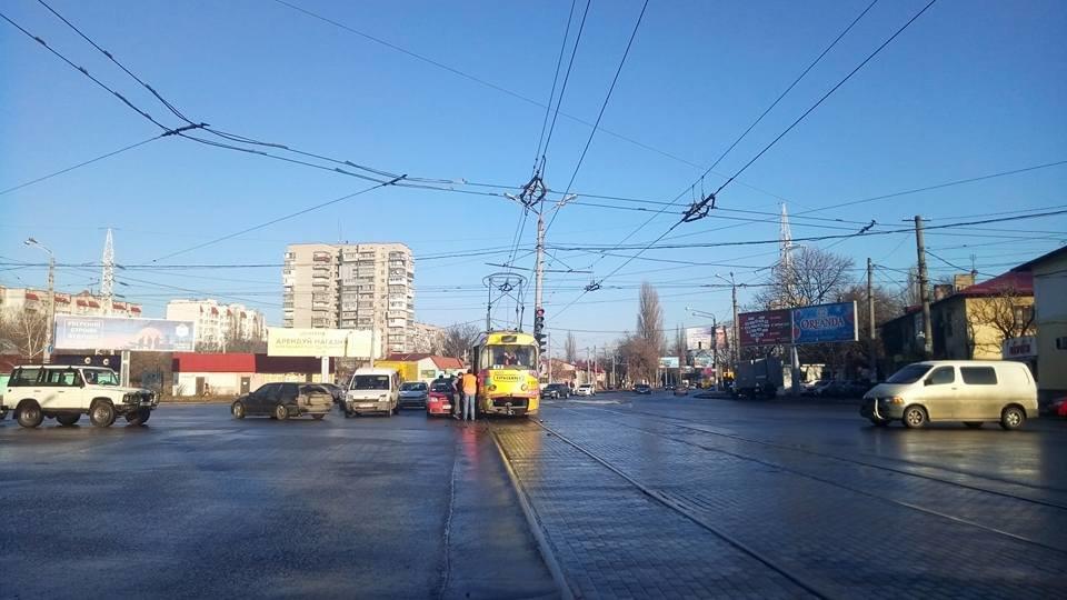 В Одессе произошло очередное ДТП с трамваем, - ФОТО, фото-3, Фото: Иван Бошку