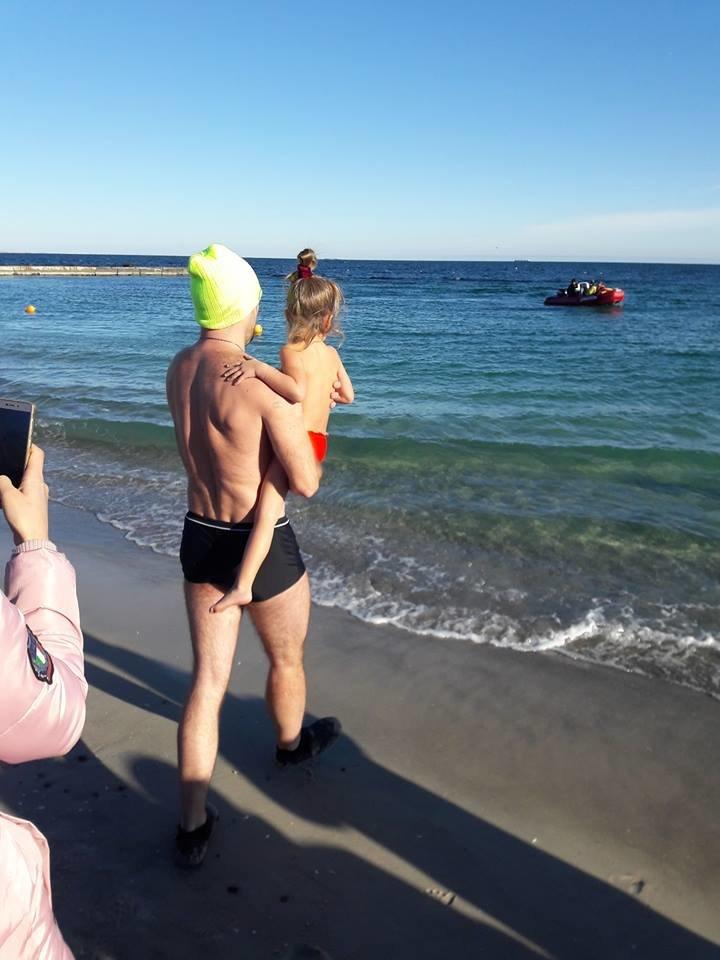 """Моржи Одессы """"покрестились"""" в море, - ФОТО, ВИДЕО, фото-5, Фото: """"Моржи Одессы"""""""
