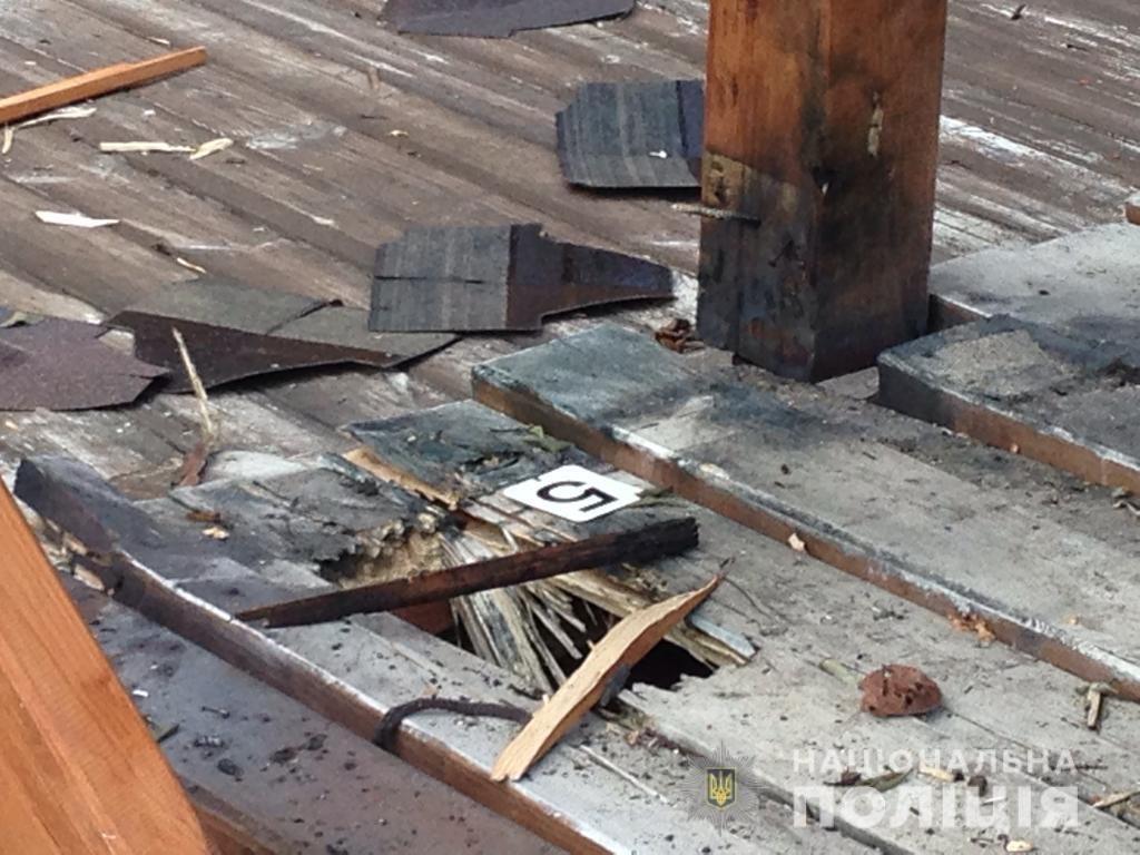 При взрыве ресторана в Одессе пострадал один человек, - ФОТО, фото-1