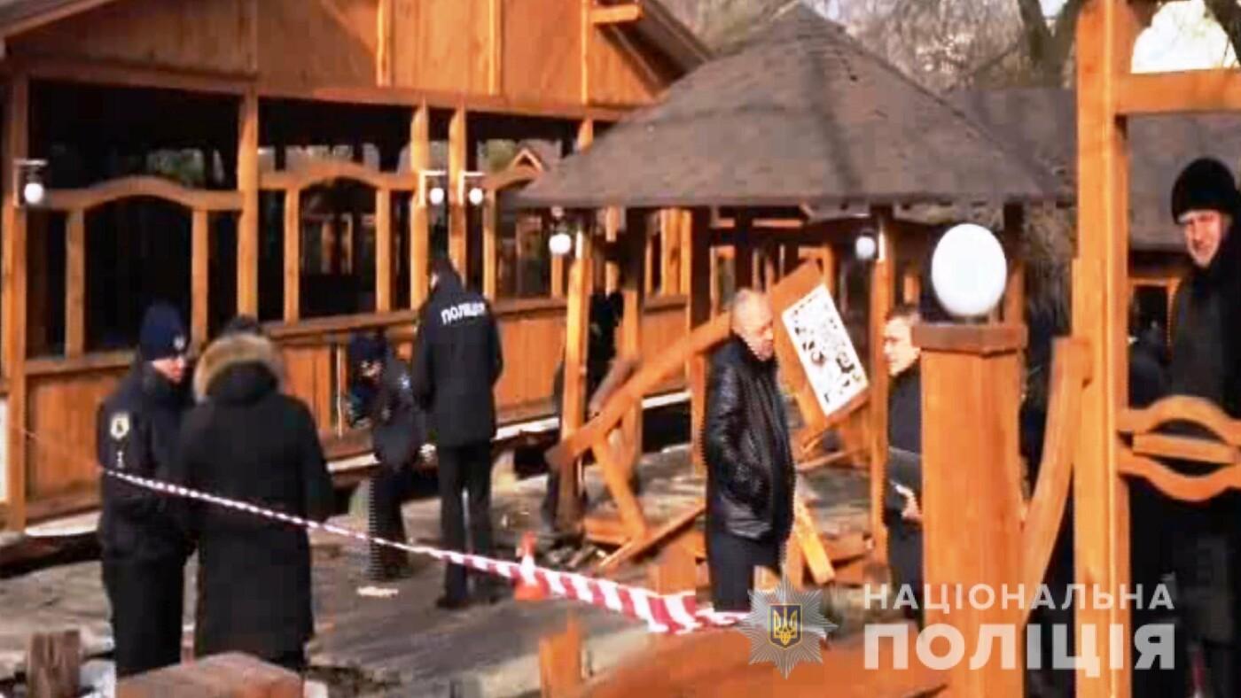 При взрыве ресторана в Одессе пострадал один человек, - ФОТО, фото-2