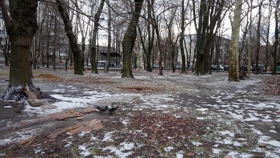 Одессит показал площадку, на которой нельзя гулять детям, - ФОТО, фото-6, Фото: Иван Бошку