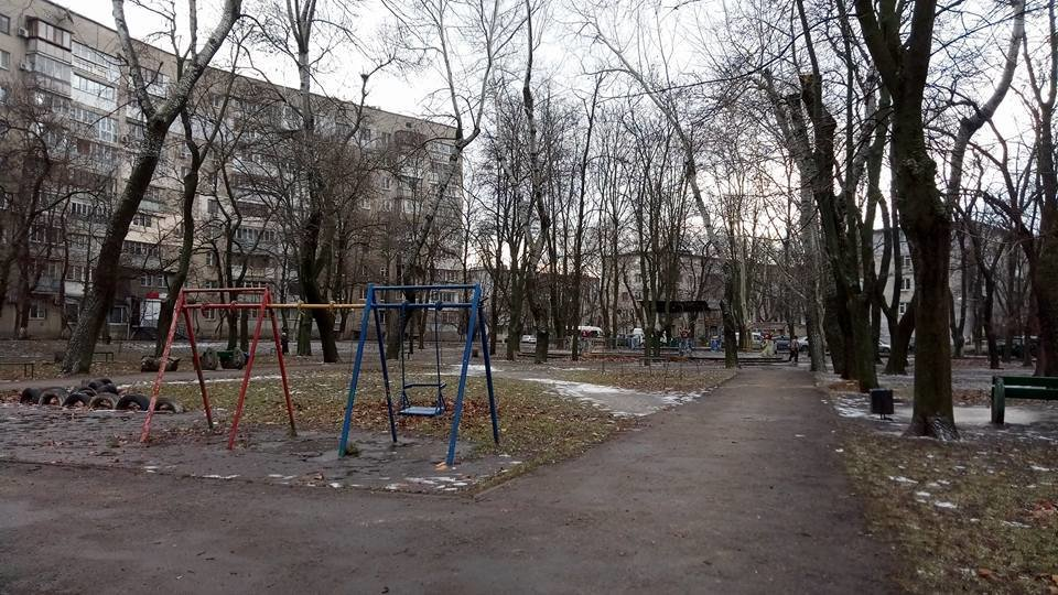 Одессит показал площадку, на которой нельзя гулять детям, - ФОТО, фото-2, Фото: Иван Бошку