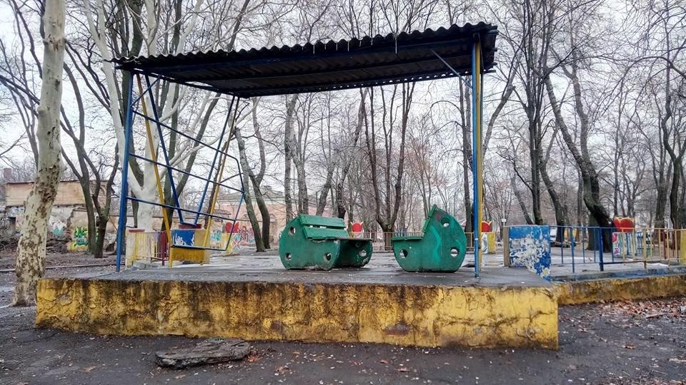 Одессит показал площадку, на которой нельзя гулять детям, - ФОТО, фото-14, Фото: Иван Бошку