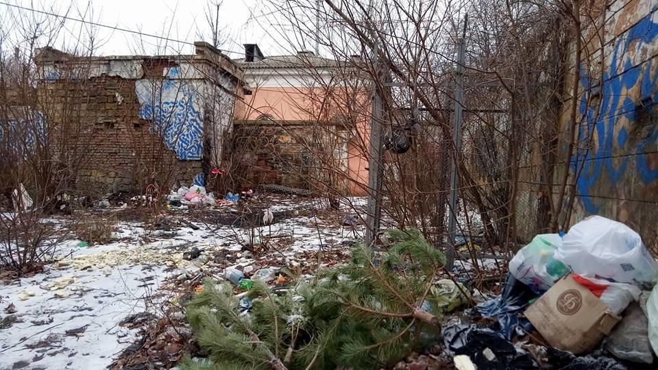 Одессит показал площадку, на которой нельзя гулять детям, - ФОТО, фото-8, Фото: Иван Бошку