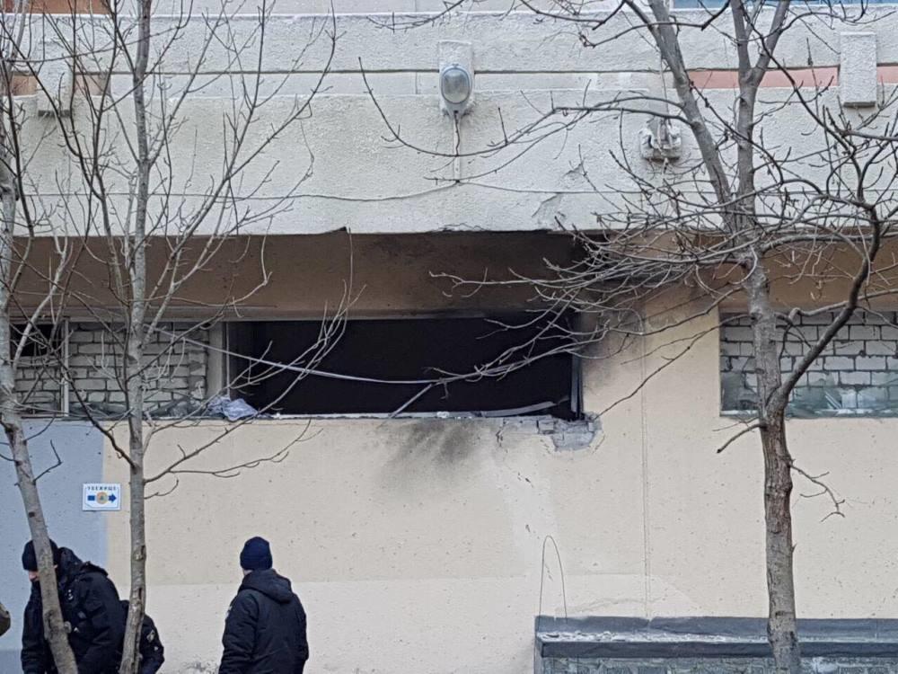 Утренний взрыв в одесском ресторане: неизвестные заложили взрывчатку, - ФОТО, фото-2, Фото: ГСЧС