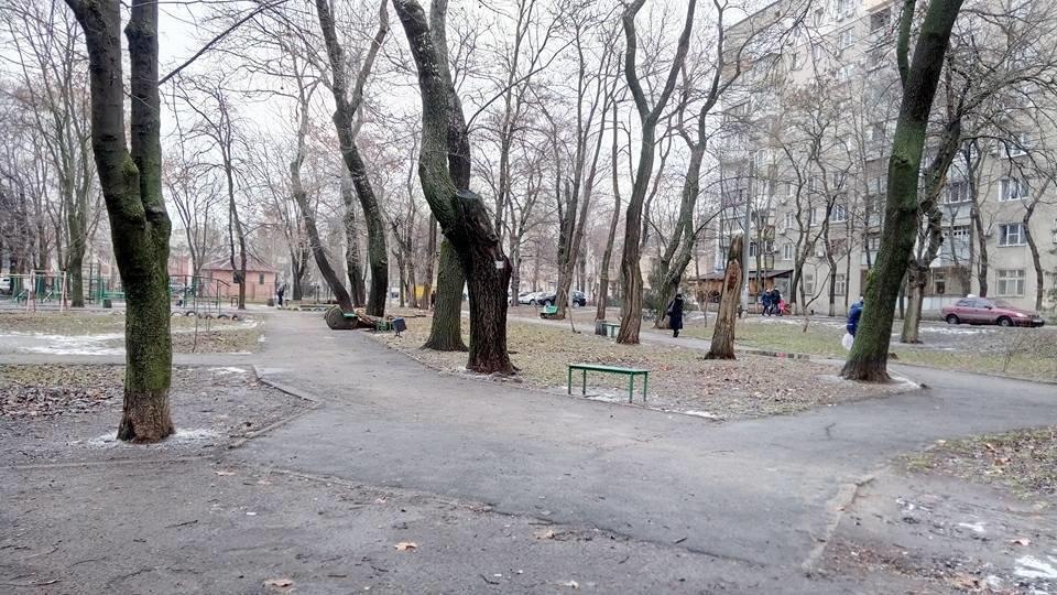 Одессит показал площадку, на которой нельзя гулять детям, - ФОТО, фото-9, Фото: Иван Бошку
