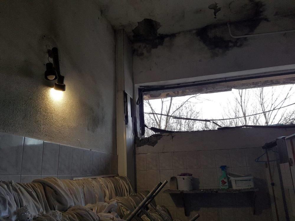 Утренний взрыв в одесском ресторане: неизвестные заложили взрывчатку, - ФОТО, фото-3, Фото: ГСЧС