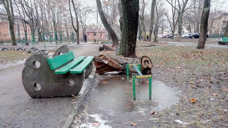 Одессит показал площадку, на которой нельзя гулять детям, - ФОТО, фото-11, Фото: Иван Бошку