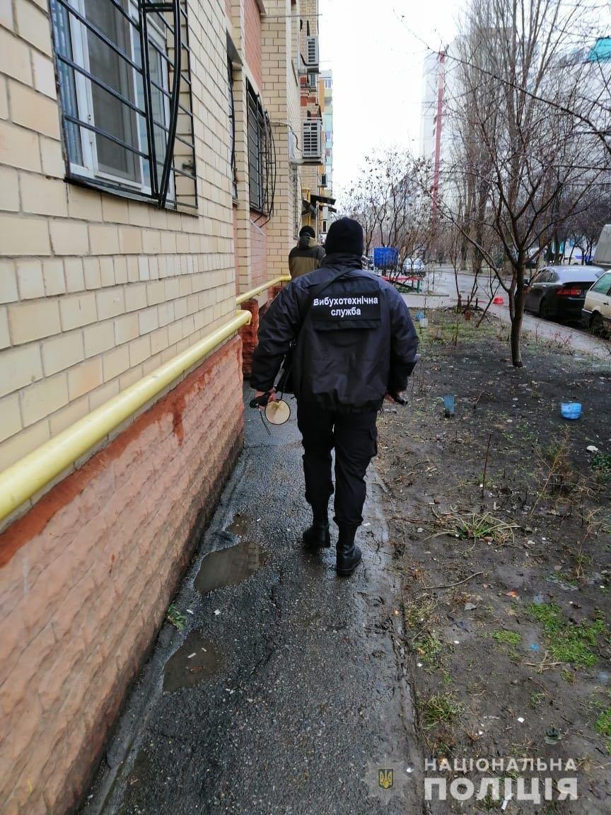 """В Одессе настойчивого """"минируют"""" один и тот же дом, - ФОТО, фото-5"""