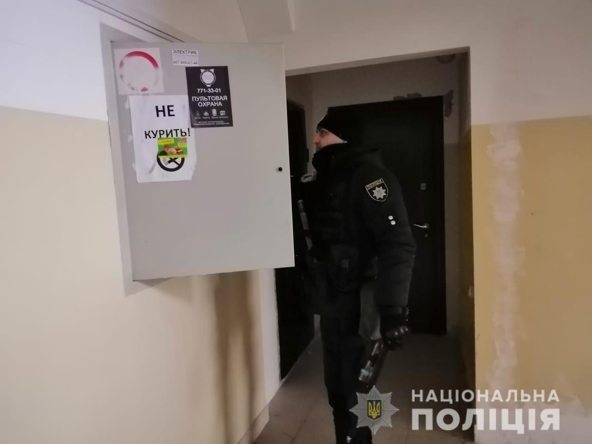 """В Одессе настойчивого """"минируют"""" один и тот же дом, - ФОТО, фото-1"""