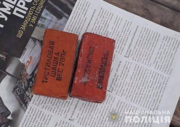 Правоохранители выясняют, откуда на одесской остановке появился тротил, - ФОТО, ВИДЕО, фото-1