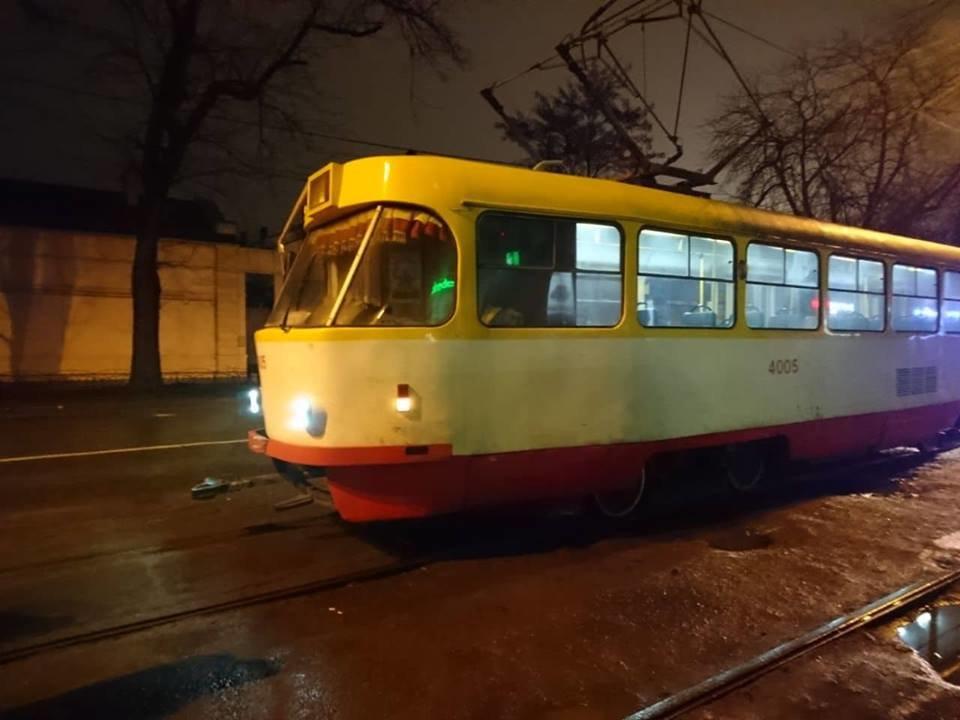 В полиции рассказали подробности наезда трамвая в центре Одессе на мужчину, фото-1, Фото: Патрульная полиция
