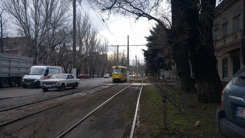 Утром в Одессе поломался трамвай, - ФОТО, фото-3, Фото: Иван Бошку