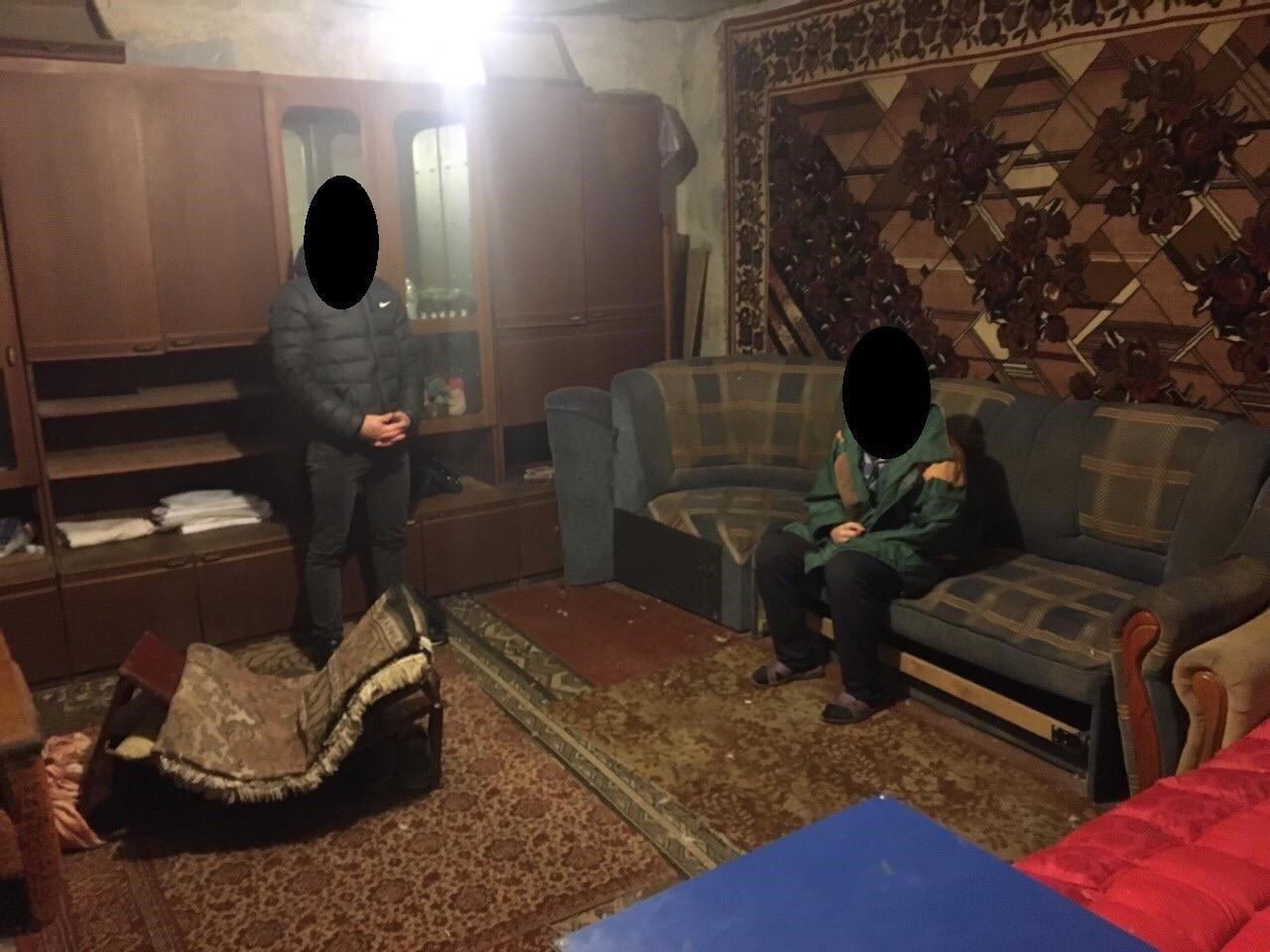 Трое мужчин, которые похитили и избили жителя Одесской области, пойдут под суд, - ФОТО, фото-2, Фото: Прокуратура Одесской области