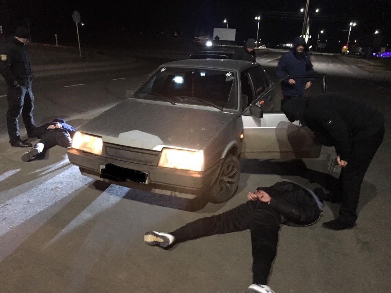 Трое мужчин, которые похитили и избили жителя Одесской области, пойдут под суд, - ФОТО, фото-1, Фото: Прокуратура Одесской области