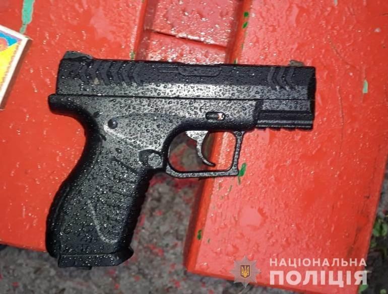 Фото: Национальной полиции в Одесской области