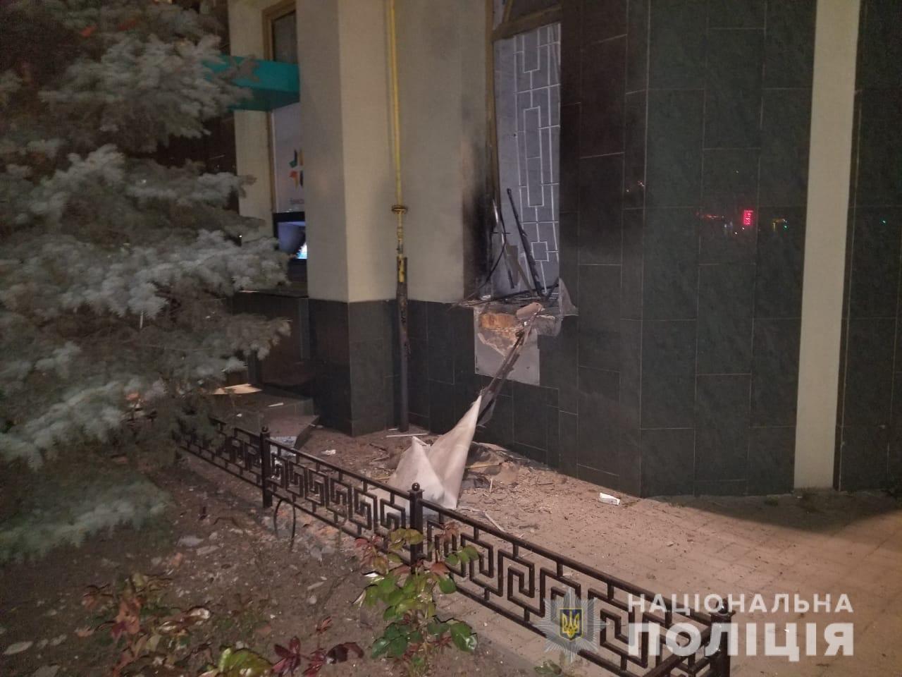 Взрыв в Одессе сегодня ночью: появились фото с места происшествия, фото-2, Фото: Нацполиция