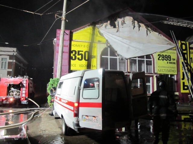 Пожар в Одессе сегодня ночью: все что уже известно о трагедии и последствиях, версии, - ФОТО, ВИДЕО, фото-1