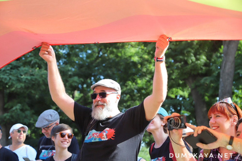 """""""Наша позиция - это свобода"""": в Одессе начинается Марш равенства, - ФОТО, фото-4, Фото: Думская"""