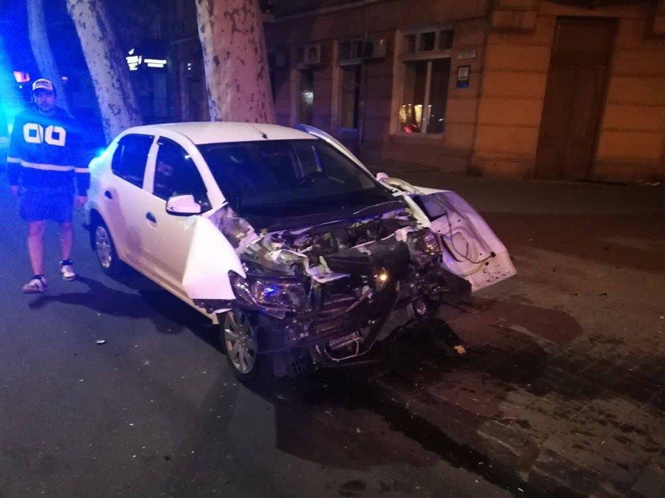 В полиции рассказали подробности утреннего ДТП в Одессе, - ФОТО , фото-1