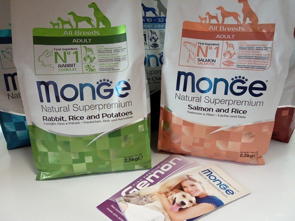 Корм для собак и кошек Monge, фото-1
