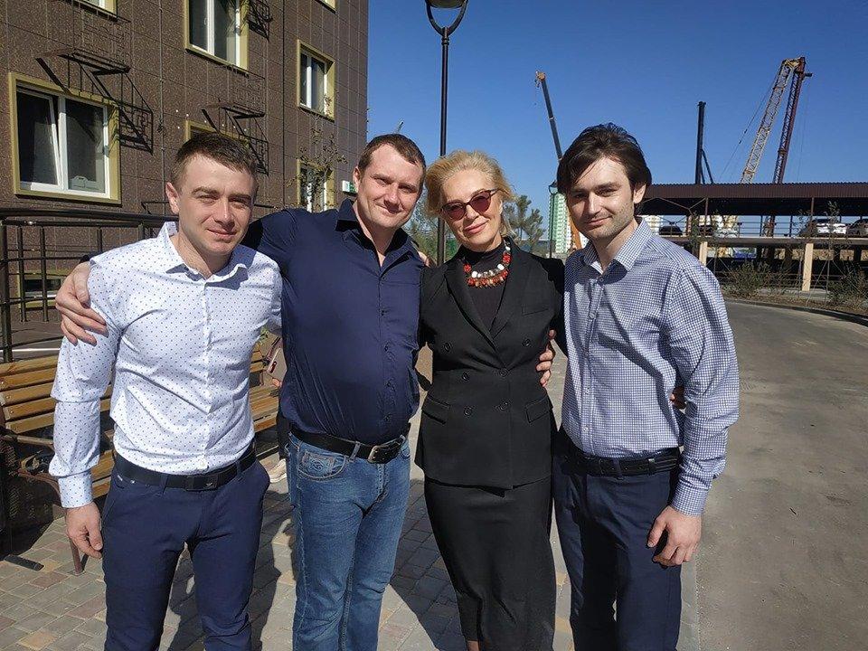 Освобожденным морякам в Одессе подарят по квартире, - ФОТО, фото-1