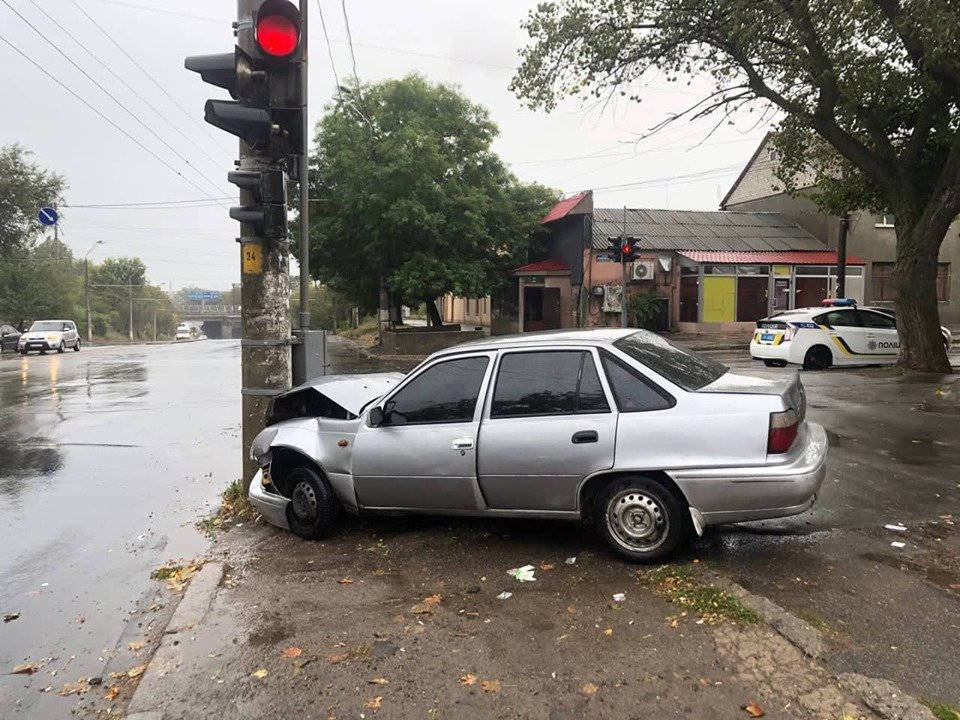 ДТП с пострадавшими произошло в Одессе, - ФОТО, фото-1