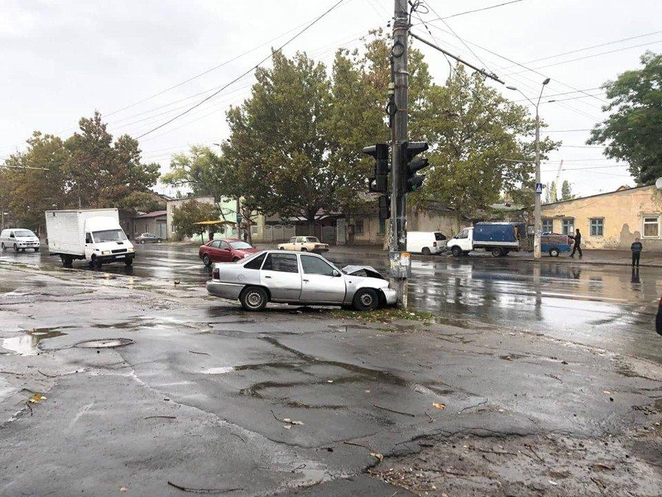 ДТП с пострадавшими произошло в Одессе, - ФОТО, фото-2