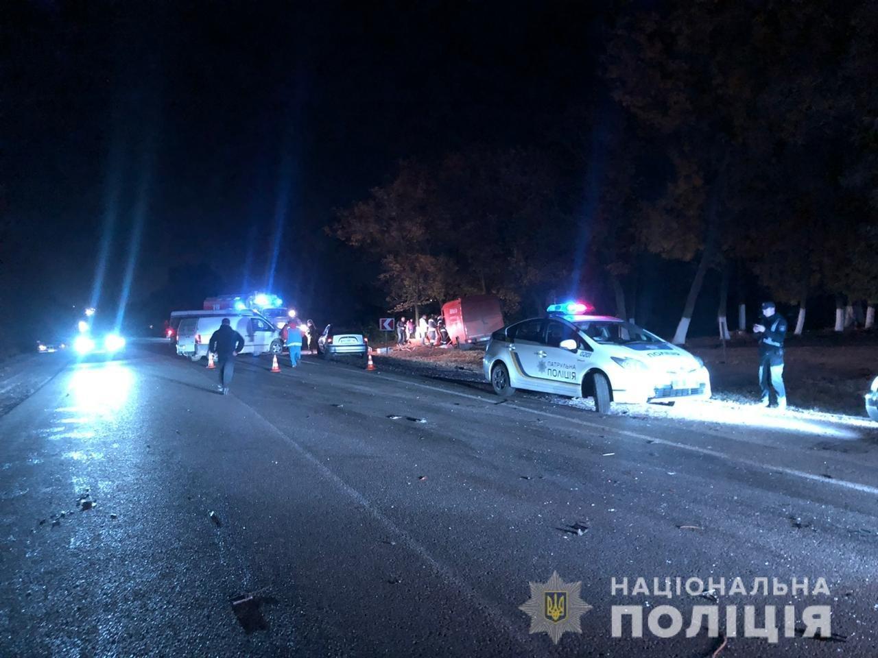Один погиб, четверо травмировались: в Одесской области произошло ДТП, - ФОТО, фото-2