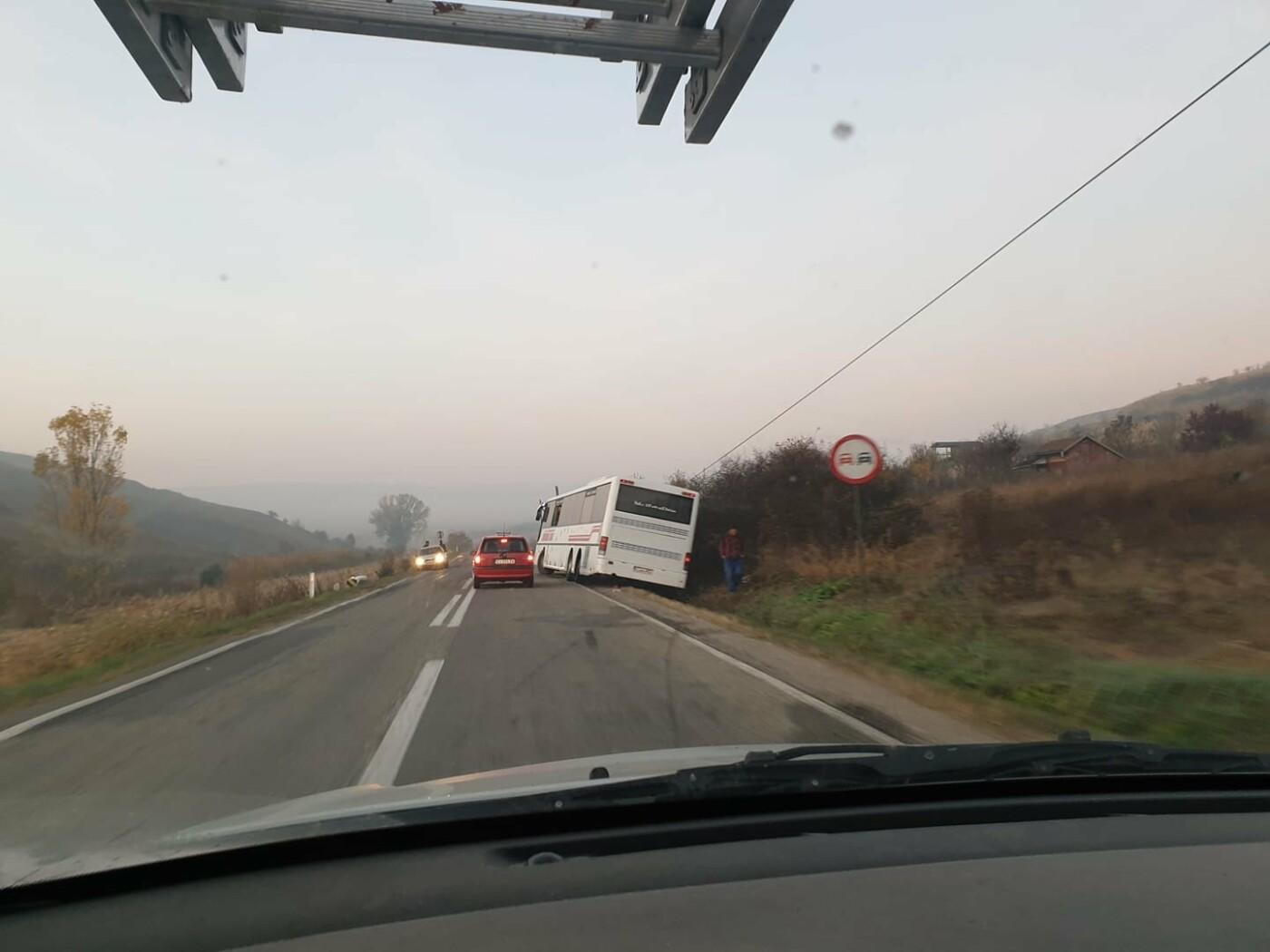 46 пассажиров внутри: автобус Одесса-Греция попал в ДТП в Румунии