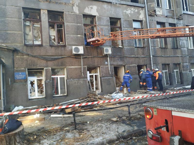 Пожар в Одессе: ситуация на данный момент, - ФОТО, фото-1