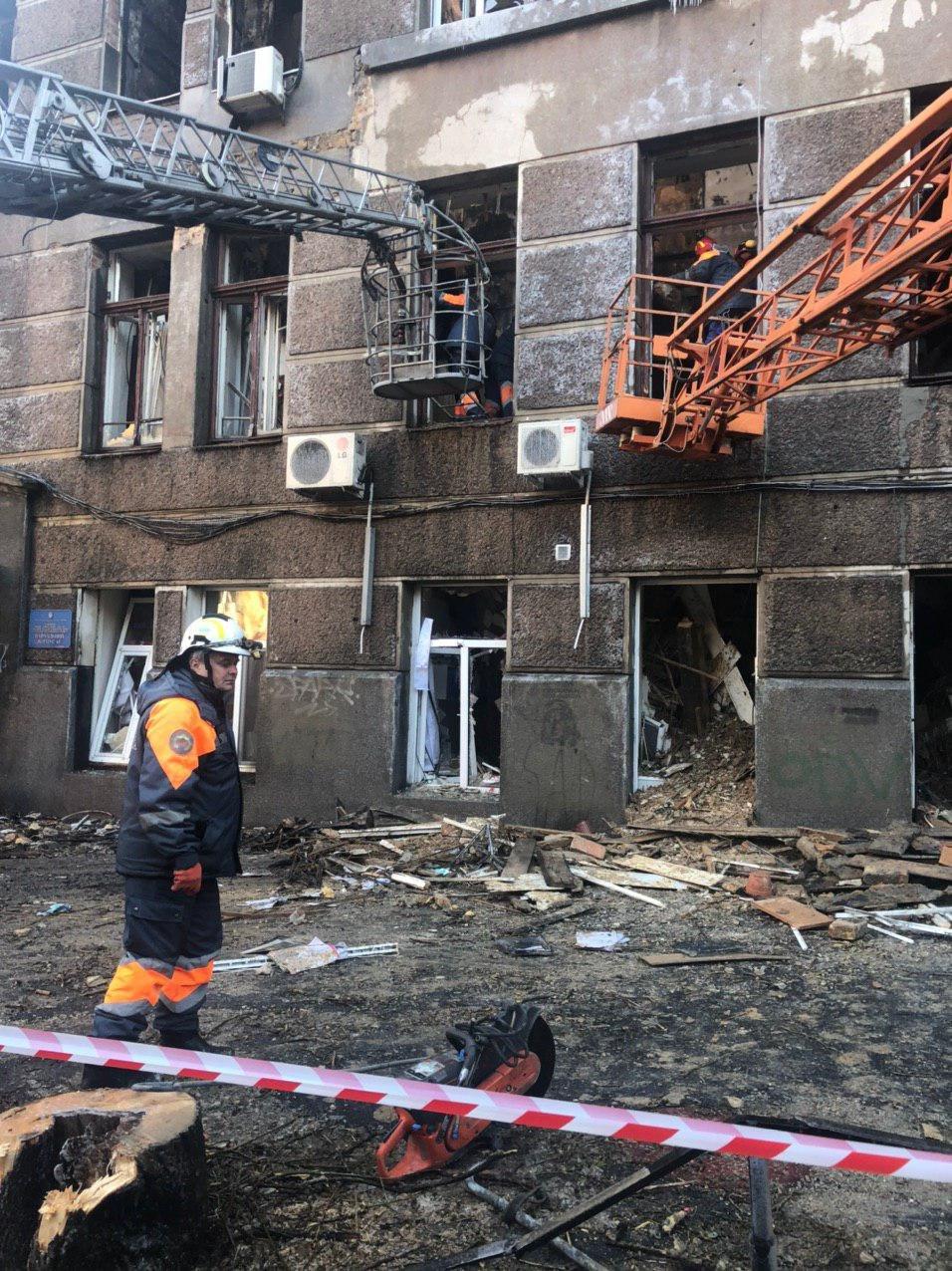 Пожар в Одессе: ситуация на данный момент, - ФОТО, фото-3