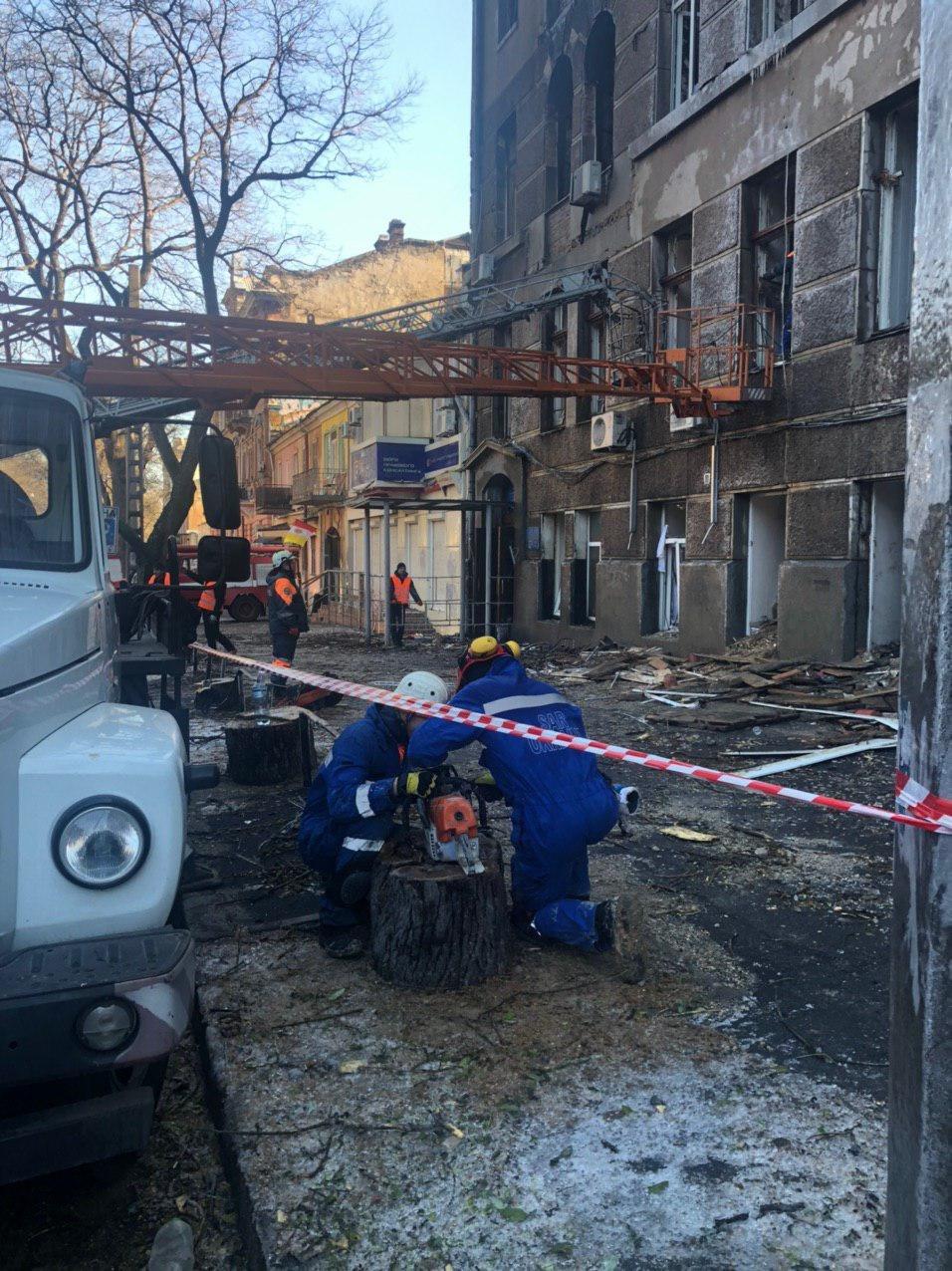 Пожар в Одессе: ситуация на данный момент, - ФОТО, фото-4