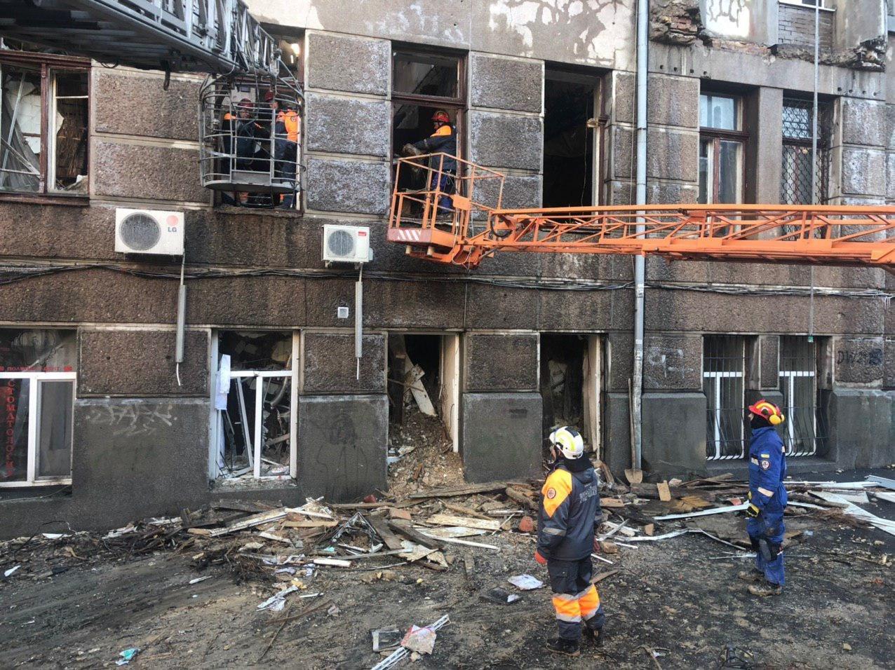 Пожар в Одессе: ситуация на данный момент, - ФОТО, фото-5