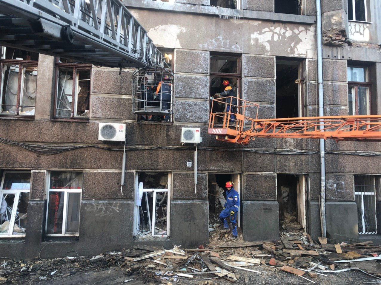 Пожар в Одессе: ситуация на данный момент, - ФОТО, фото-6