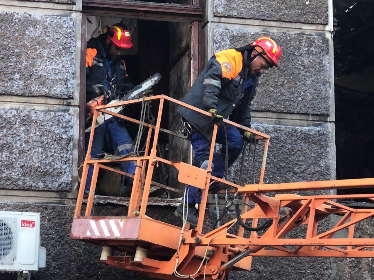 Пожар в Одессе: ситуация на данный момент, - ФОТО, фото-2