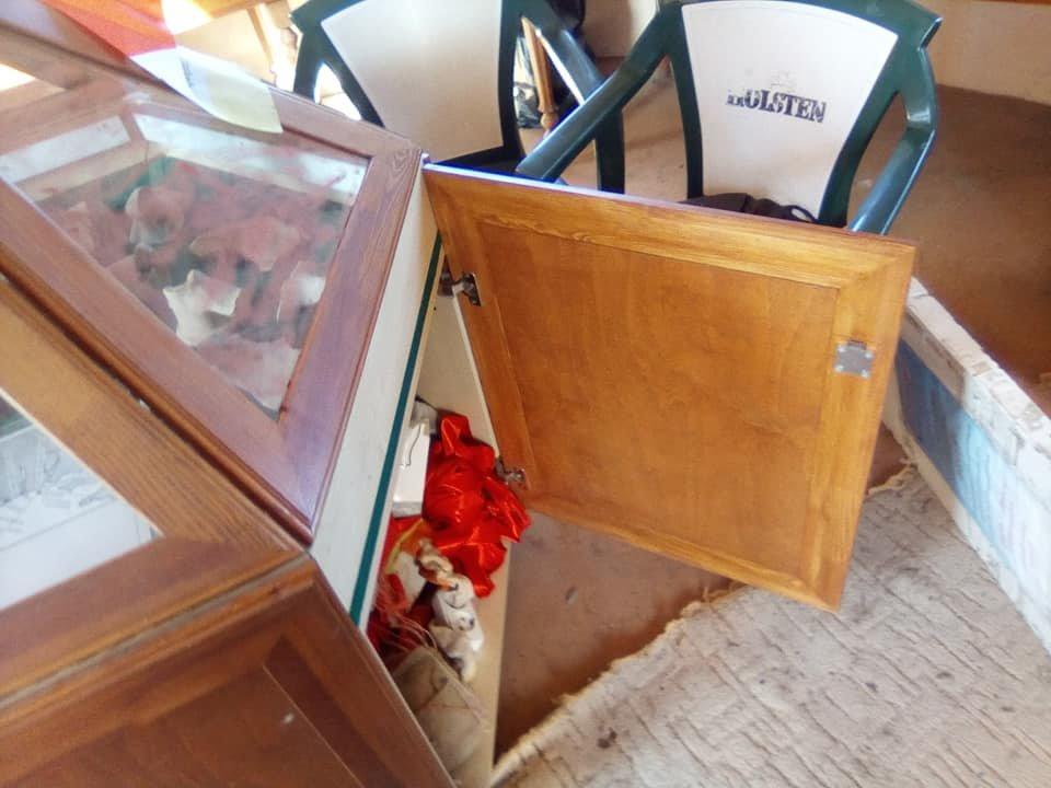 Появились подробности ограбления музея в Одессе, - ФОТО , фото-4, Артем Погосенко в Facebook