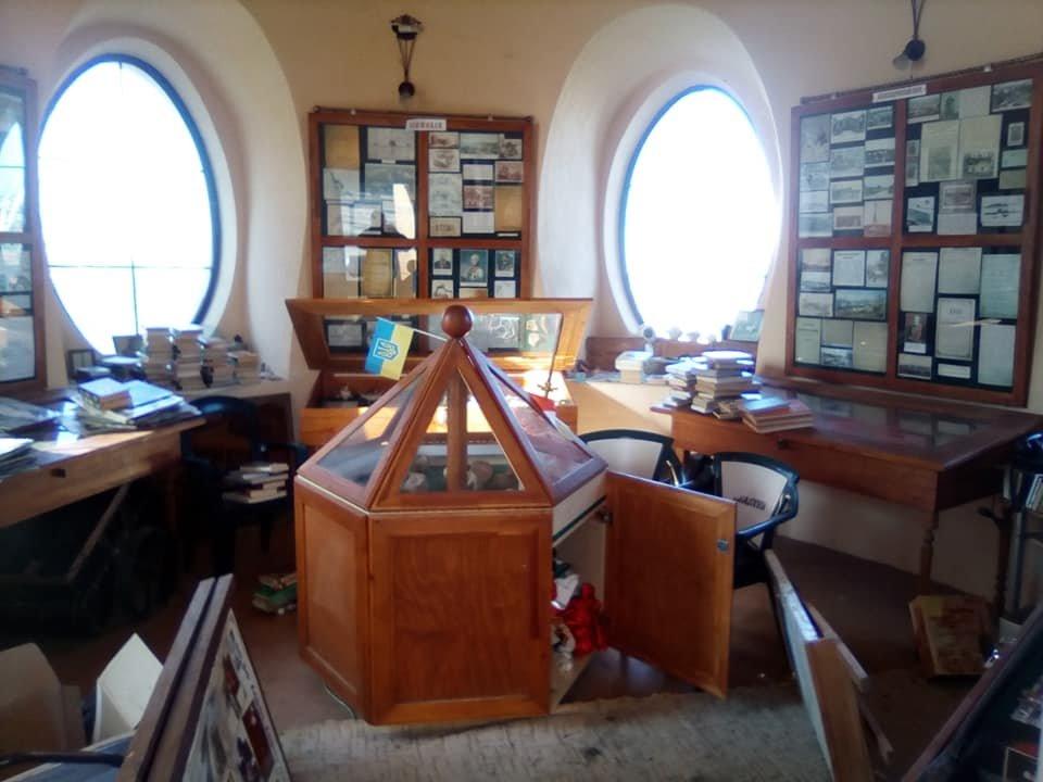 Появились подробности ограбления музея в Одессе, - ФОТО , фото-3, Артем Погосенко в Facebook