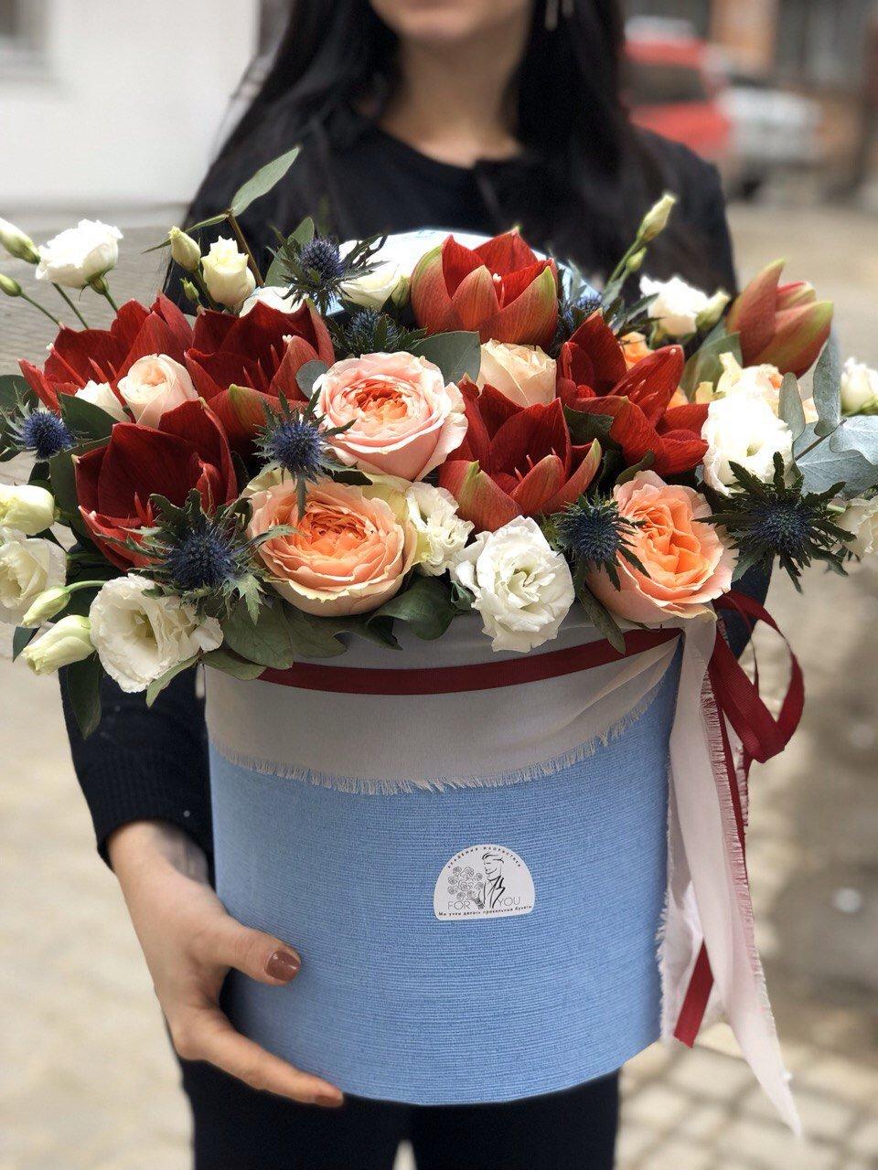 Где провести, что подарить и где купить цветы на 8 марта?, фото-33