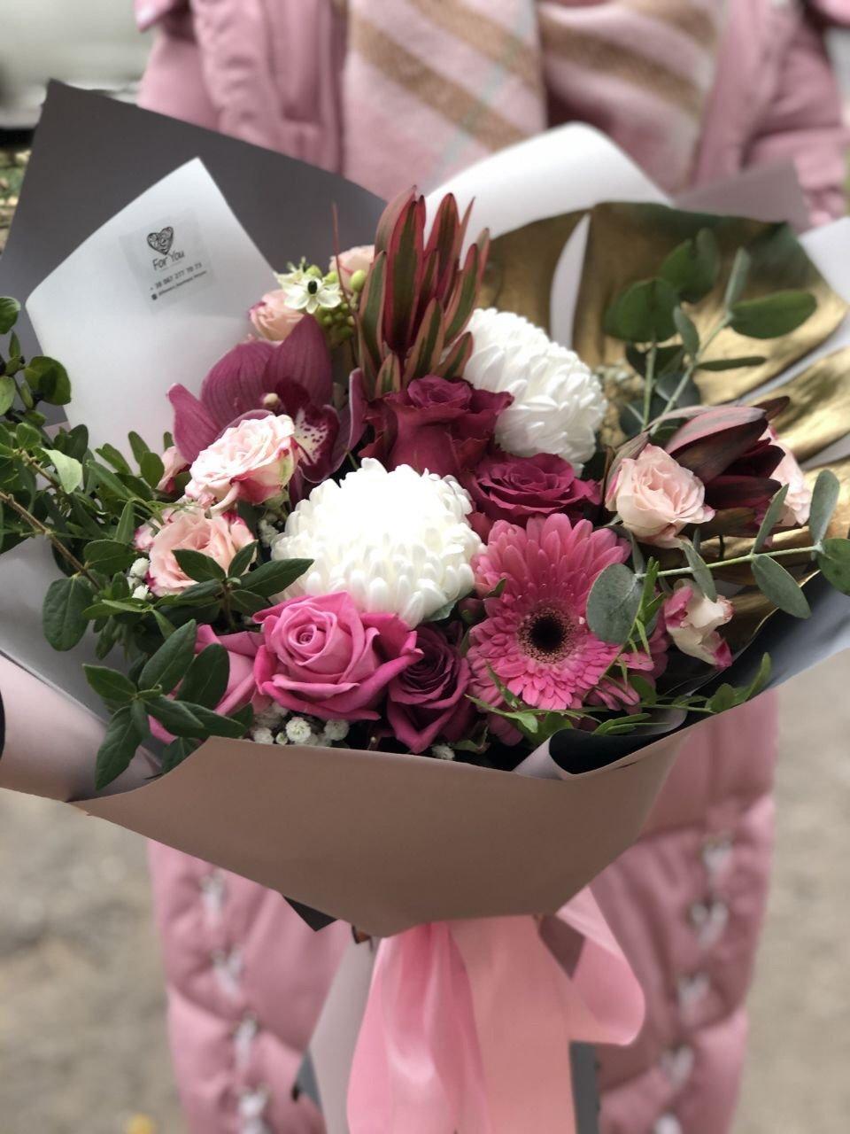 Где провести, что подарить и где купить цветы на 8 марта?, фото-30