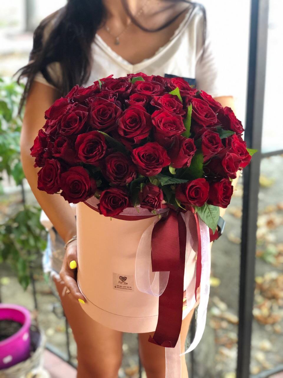 Где провести, что подарить и где купить цветы на 8 марта?, фото-28