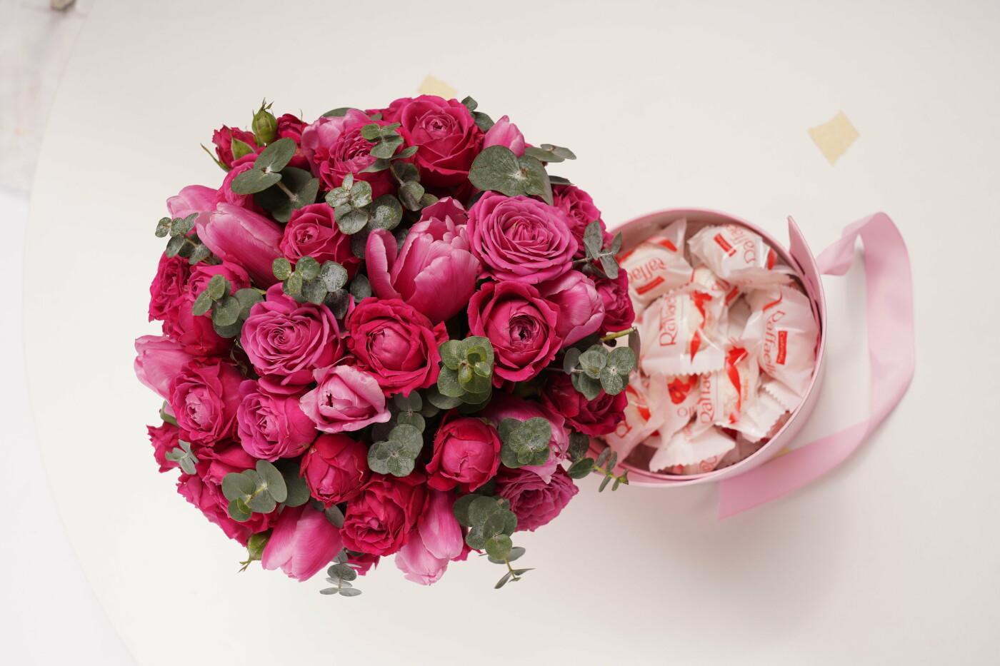 Где провести, что подарить и где купить цветы на 8 марта?, фото-39