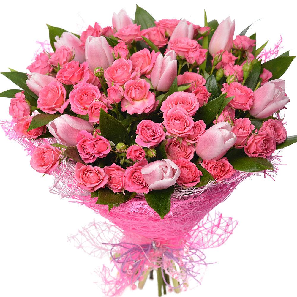Где провести, что подарить и где купить цветы на 8 марта?, фото-44