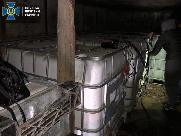 В Одесской области СБУ блокировала масштабную контрабанду спирта из Приднестровья, фото-4