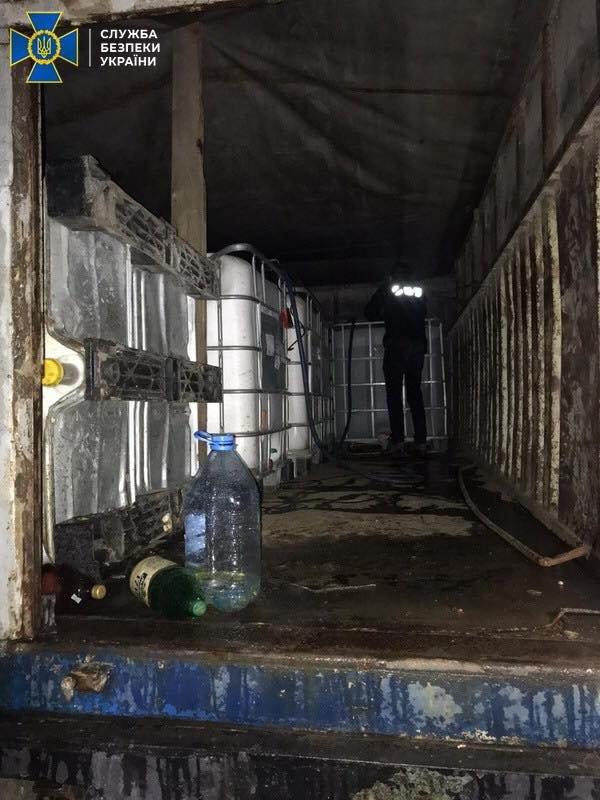 В Одесской области СБУ блокировала масштабную контрабанду спирта из Приднестровья, фото-2