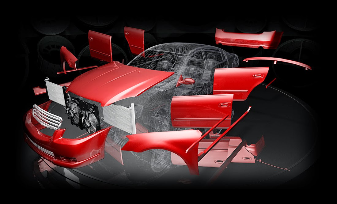 Детали для ремонта кузова: оригиналы и аналоги, фото-2