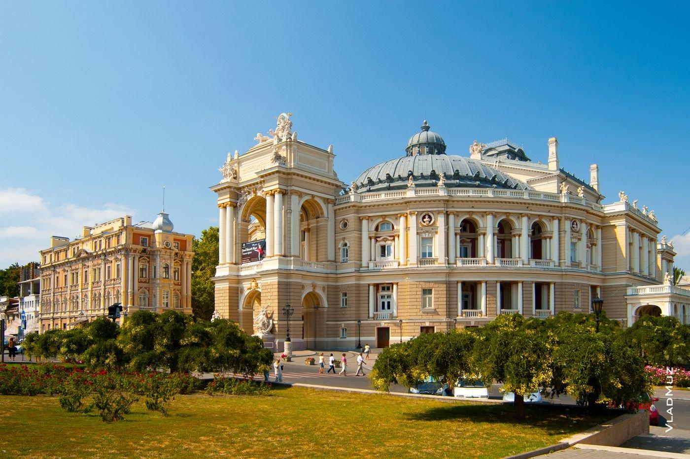 Куда сходить и на что посмотреть на входных в Одессе, фото-1