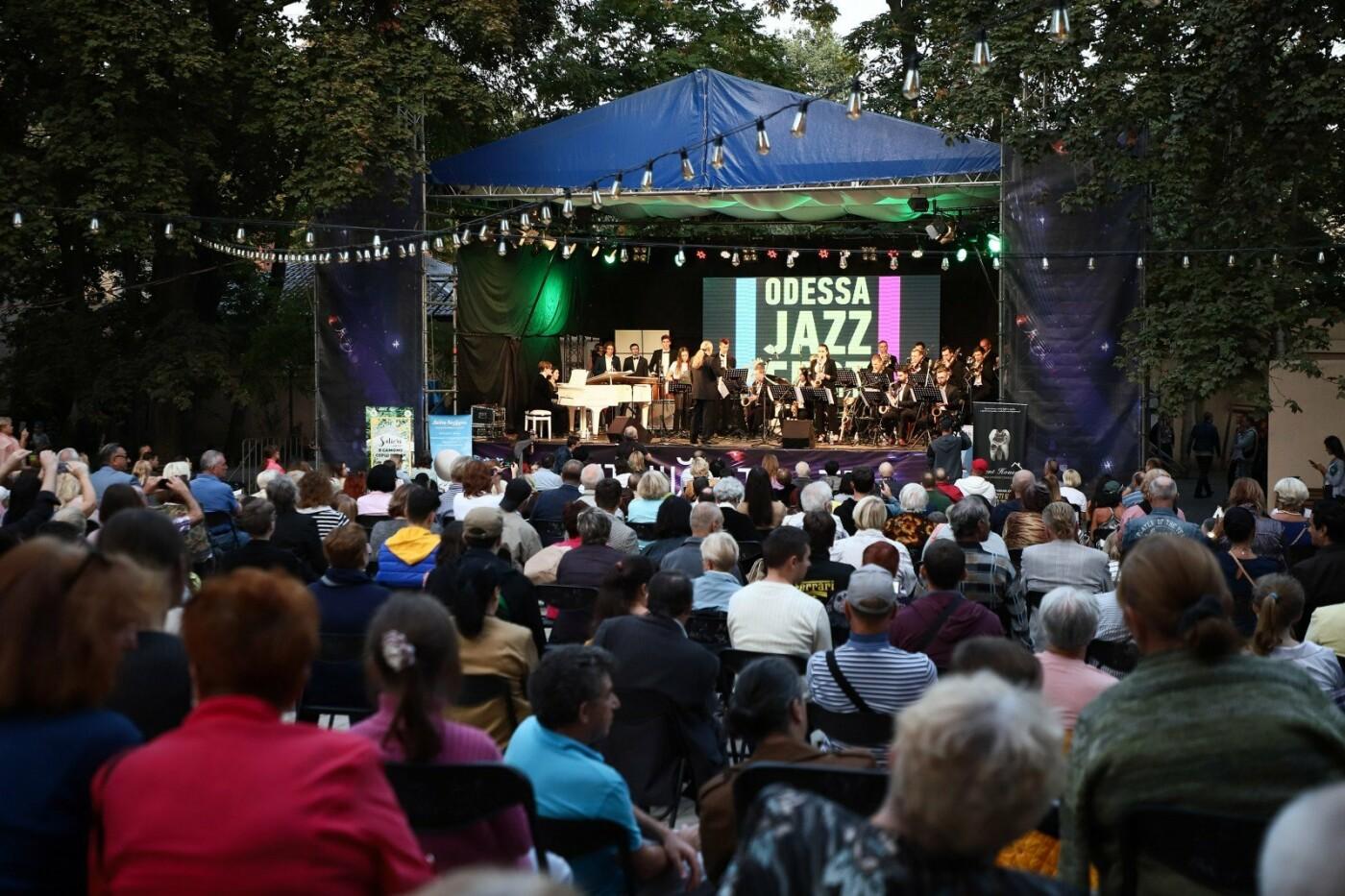 В Одессе прошел джазовый фестиваль под открытым небом, - ФОТО, фото-1